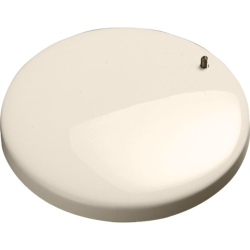 Apollo Locking Base Cap for Sounder - White