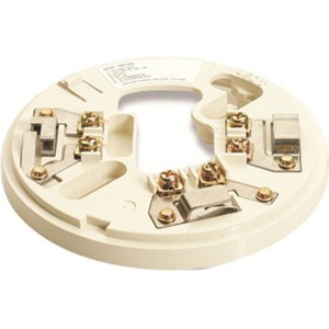 Hochiki YBN-R/6 Smoke Detector Base - For Smoke Detector - 30 V DC - ABS - Ivory