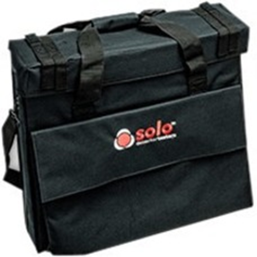 Solo 610 Carrying Case Smoke Detector, Test Equipment, Baton, Charger, Tools, Can - Damage Resistant Interior - 550 mm Height x 450 mm Width x 110 mm Depth