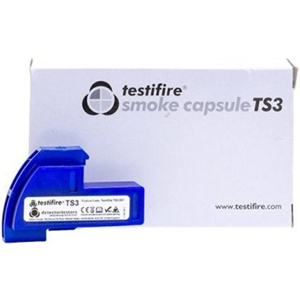 Testifire Testing Smoke Cartridge - For Smoke Detector