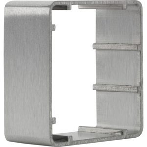 3E Security Cover - Stainless Steel