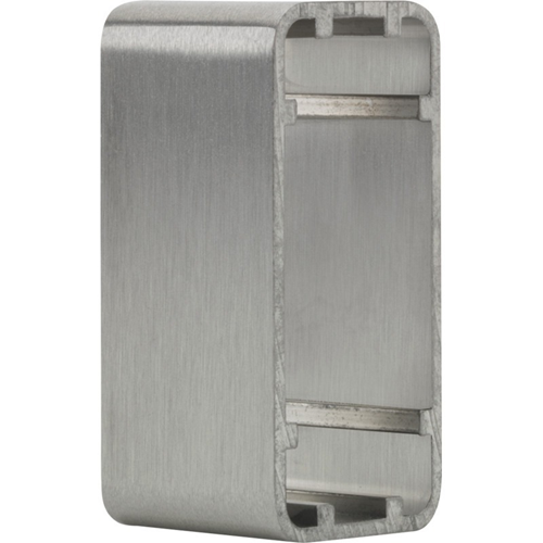 3E Security Cover - Satin Stainless Steel