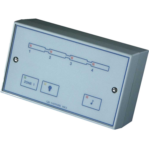 GJD Security Lighting Controller - for Residential, Commercial, Industry, Military, Port, Power Plant, Prison, Border, Heritage