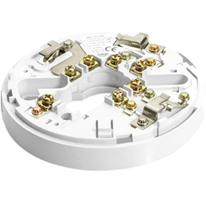 Hochiki YBO-R/6PA Smoke Detector Base - For Smoke Detector - 30 V DC - ABS Plastic - Ivory White