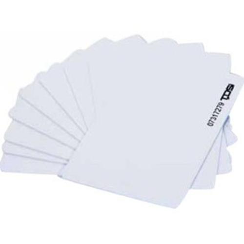 ISO white proximity card