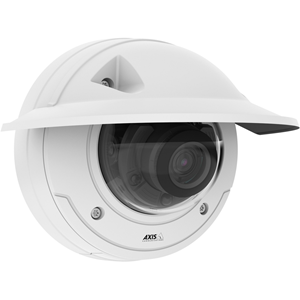 AXIS P3375-LVE Network Camera - Colour - H.264 - 1920 x 1080 - 3 mm - 10 mm - 3.3x Optical - Cable - Dome