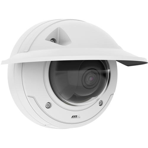 AXIS Network Camera - Colour - H.264 - 1920 x 1080 - 3 mm - 10 mm - 3.3x Optical - Cable - Dome