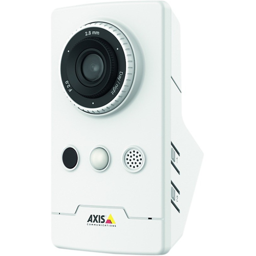 AXIS Companion 2 Megapixel Network Camera - Colour - 1920 x 1080 - Wireless, Cable - Cube