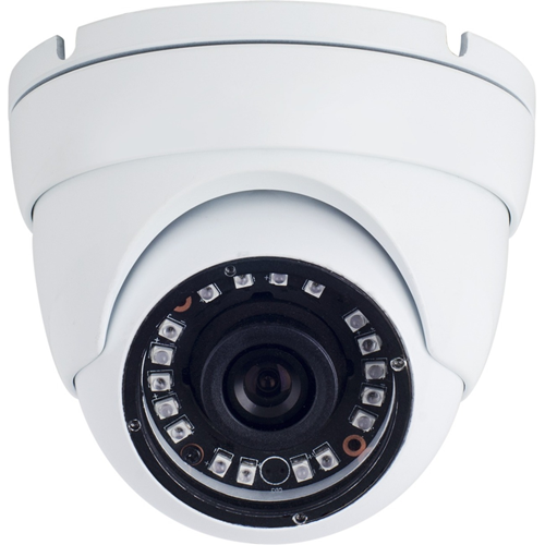 W Box WBXHDD281P4W 2 Megapixel Surveillance Camera - Monochrome, Colour - 40 m Night Vision - 1920 x 1080 - 2.80 mm - CMOS - Cable