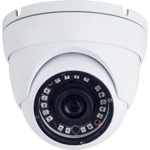 W Box WBXID284MW 4 Megapixel Network Camera - Monochrome, Colour - 30 m Night Vision - Motion JPEG, H.264, H.265 - 2592 x 1520 - 2.80 mm - CMOS - Cable