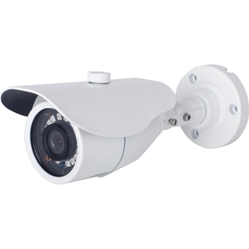 W Box WBXHDB367P4W 1 Megapixel Surveillance Camera - Monochrome, Colour - 20 m Night Vision - 1280 x 720 - 3.60 mm - CMOS - Cable - Bullet