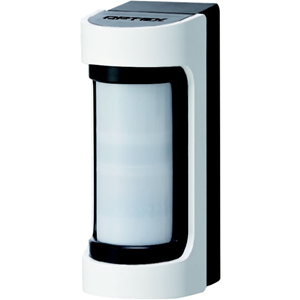 Optex VXS-RDAM-X8 Motion Sensor - Wireless - Infrared - Yes - 12 m Motion Sensing Distance - Wall-mountable, Pole-mountable - Outdoor