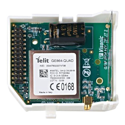 Visonic GSM-350 PG2 Communication Module - For Control Panel