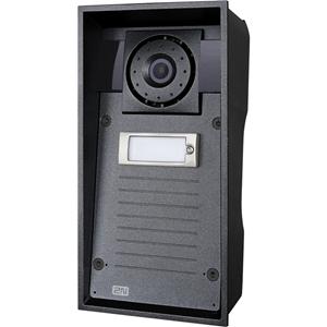 2N Helios IP Force Video Door Phone Sub Station - 135° Horizontal - 109° Vertical - Full-duplex - Door Entry