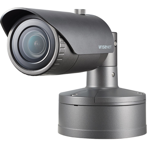 Hanwha Techwin WiseNet X XNO-6020R 2 Megapixel Network Camera - Colour - 30 m Night Vision - MPEG-4 AVC, Motion JPEG, H.264, H.265 - 1920 x 1080 - 4 mm - CMOS - Cable - Bullet - Pole Mount