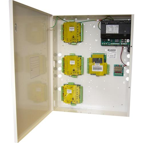 Elmdene Access Power Supply - 120 V AC, 230 V AC Input Voltage - 13.8 V DC Output Voltage - Enclosure