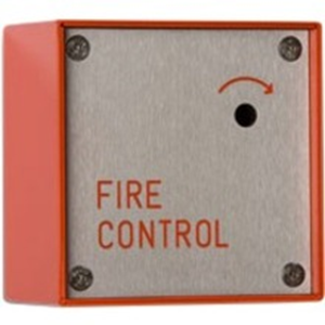Bell Systems Fireman Switch - Surface-mountable