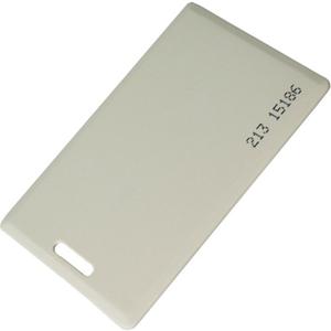 VIDEX ID Card - Printable - Proximity Card - White - Plastic