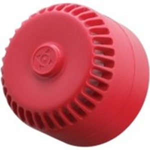 Fulleon RoLP Security Alarm - 230 V AC - 102 dB(A) - Audible - Red