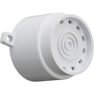 Fulleon Askari Flange Security Alarm - 28 V DC - 92 dB(A) - Audible - Surface Mount - White