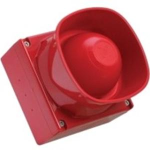 Fulleon Symphoni Security Alarm - 28 V DC - 120 dB(A) - Audible - Red