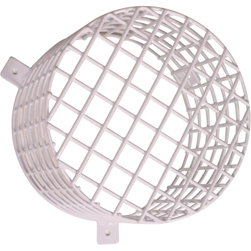 STI Security Cover for Sounder - Corrosion Resistant, Vandal Resistant, Damage Resistant - Galvanized Steel