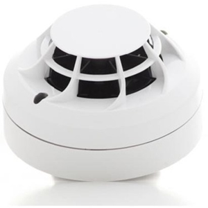 System Sensor 22051TE-26 Multi Sensor Detector - Photoelectric - Pure White - Fire Detection