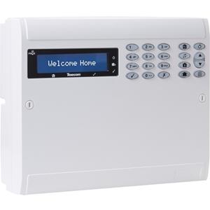Texecom Premier Elite 64-W LIVE Burglar Alarm Control Panel - 32 Zone(s) - LCD