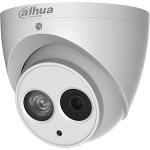 Dahua Eco-savvy IPC-HDW4231EM-ASE 2 Megapixel Network Camera - Monochrome, Colour - 49.99 m Night Vision - H.264+, H.264, H.265, H.265+ - 1920 x 1080 - 2.80 mm - CMOS - Cable - Wall Mount, Junction Box Mount, Pole Mount