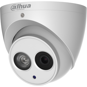 Dahua Eco-savvy IPC-HDW4431EM-ASE 4 Megapixel Network Camera - Monochrome, Colour - 49.99 m Night Vision - H.264+, H.264, H.265, H.265+ - 2688 x 1520 - 2.80 mm - CMOS - Cable - Wall Mount, Pole Mount, Junction Box Mount