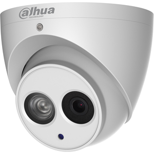 Dahua Eco-savvy IPC-HDW4631EM-ASE 6 Megapixel Network Camera - Monochrome, Colour - 49.99 m Night Vision - H.264+, H.264, H.265, H.265+ - 3072 x 2048 - 2.80 mm - CMOS - Cable - Wall Mount, Pole Mount, Junction Box Mount
