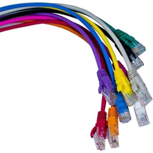 Magic Patch Category 5e Network Cable for Network Device - 50 cm - 1 x RJ-45 Male Network - 1 x RJ-45 Male Network - Patch Cable - Red