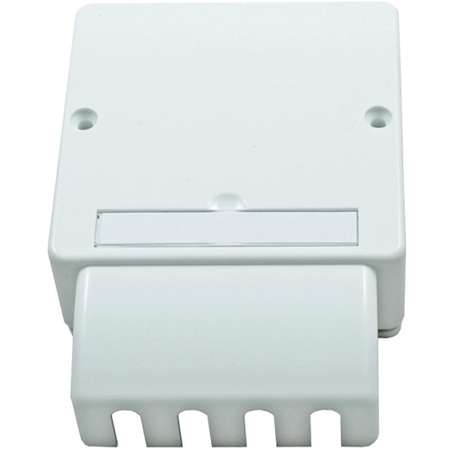 Connectix Faceplate - 1-gang - Wall Mount