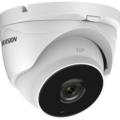 Hikvision Turbo HD DS-2CE56D8T-IT3ZE 2 Megapixel Surveillance Camera - Colour - 40 m Night Vision - 1920 x 1080 - 2.80 mm - 12 mm - 4.3x Optical - CMOS - Cable - Turret - Wall Mount, Pole Mount, Corner Mount, Junction Box Mount, Ceiling Mount
