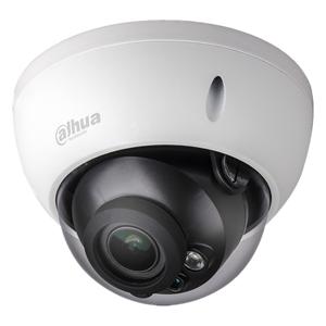 Dahua Lite HAC-HDBW1400R-VF 4 Megapixel Surveillance Camera - Monochrome, Colour - 29.87 m Night Vision - 2560 x 1440 - 2.70 mm - 13.50 mm - 5x Optical - CMOS - Cable - Dome - Wall Mount, Pole Mount, Ceiling Mount, Junction Box Mount
