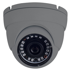 W Box WBXHDD287P4G 1 Megapixel Surveillance Camera - Colour - 20 m Night Vision - 1280 x 720 - 2.80 mm - CMOS - Cable - Dome