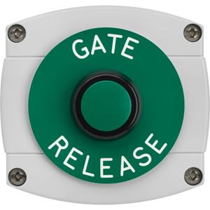 3E 3E0656-GB-GR Push Button For Outdoor - Zinc Alloy, Polymer
