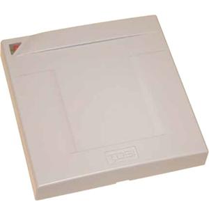 TDSi EXprox2 Card Reader Access Device - Door - Proximity - 150 mm Operating Range - Wiegand - 16 V DC - Gang Box Mount
