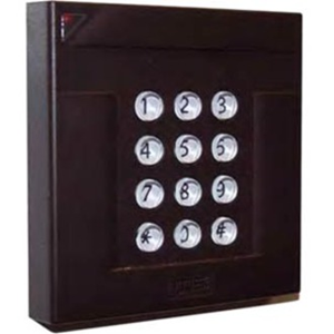 TDSi EXsmart 2 Card Reader/Keypad Access Device - Door - Proximity, Mechanical Key - 50 mm Operating Range - Wiegand - 16 V DC