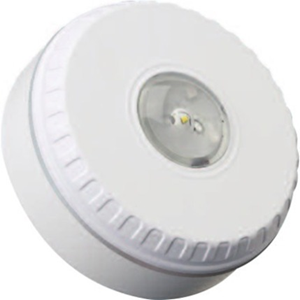 Fulleon Solista LX Security Strobe Light - Red - Wired - 60 V DC - Visual - Ceiling Mountable - White