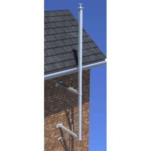Altron ACP2/150 Mounting Pole for Surveillance Camera