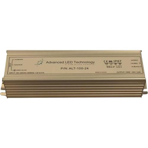 GJD Clarius Power Supply - 100 W - 230 V AC, 120 V AC Input Voltage - 24 V DC Output Voltage - Internal