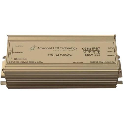 GJD Calrius Power Supply - 60 W - 230 V AC, 120 V AC Input Voltage - 24 V DC Output Voltage - Internal