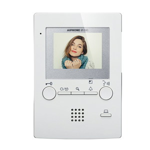 """Aiphone 8.9 cm (3.5"""") Video Door Phone Sub Station - LCD - Apartment"""