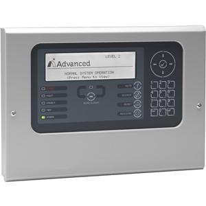 Advanced Remote Control Terminal - For Fire Alarm Control Panel - Light Grey