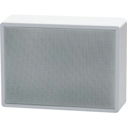Penton PWC6T/ENC Cabinet Mount Speaker - 6 W RMS - Traffic White - 220 Hz to 18.50 kHz - 8 Ohm