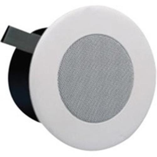 Penton RCS4FT/ENC In-ceiling Speaker - 4 W RMS - Traffic White - 200 Hz to 18 kHz - 8 Ohm