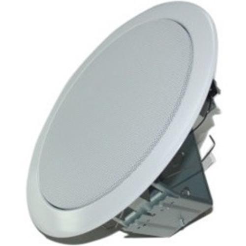 Penton RCS5/T In-ceiling Speaker - 6 W RMS - Traffic White - 70 Hz to 17.50 kHz - 8 Ohm