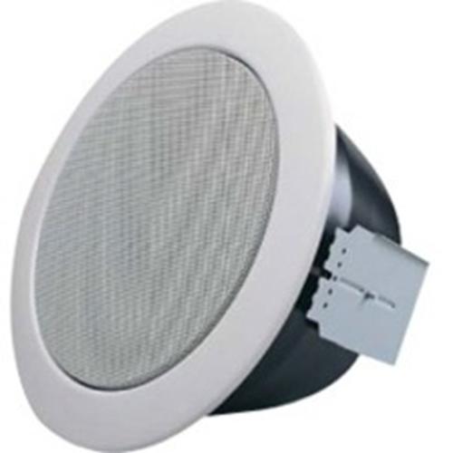 Penton RCS6FT/ENC In-ceiling Speaker - 6 W RMS - Traffic White - 180 Hz to 18 kHz - 8 Ohm