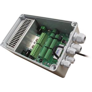 REDVISION Power Supply - 100 W - Enclosure - 120 V AC, 230 V AC Input